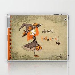 Almost Halloween!!!! Laptop & iPad Skin