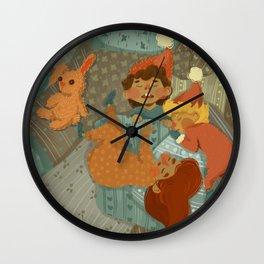 let the elves sleep Wall Clock