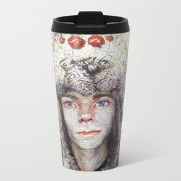 Spider Seizure Metal Travel Mug