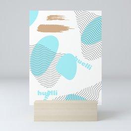 Elba x Samos Mini Art Print