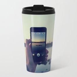 iPhoneogrpahy Travel Mug