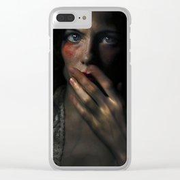 Ver Clear iPhone Case