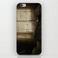 Waking up in Paris iPhone & iPod Skin