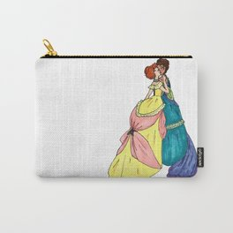 Sapphic Victoriana Carry-All Pouch