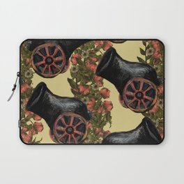 Cannon floral Laptop Sleeve