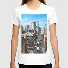 chinatown in nyc T-shirt