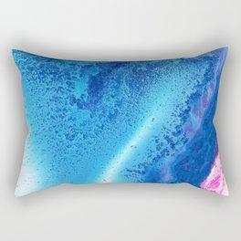 Pinkish ocean Rectangular Pillow