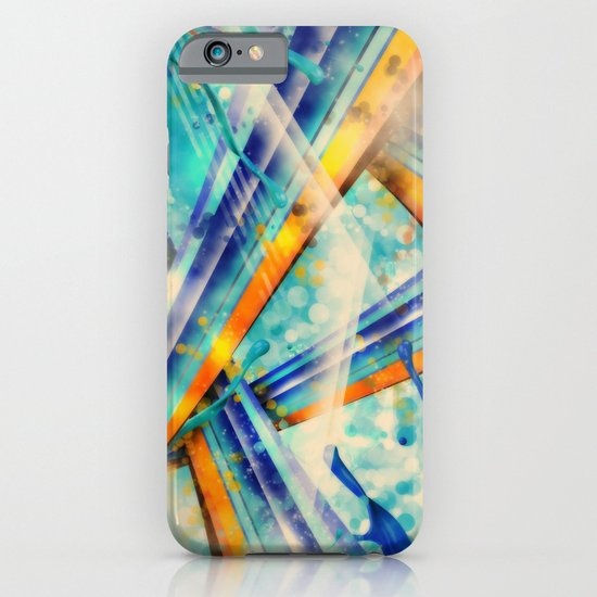 ABSTRACT - Vintage Version iPhone & iPod Case