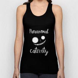 Paranormal cativity /Agat/ Unisex Tank Top