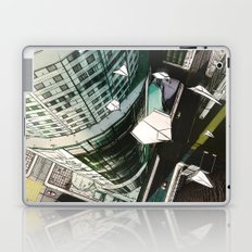 Paper Planes Laptop & iPad Skin