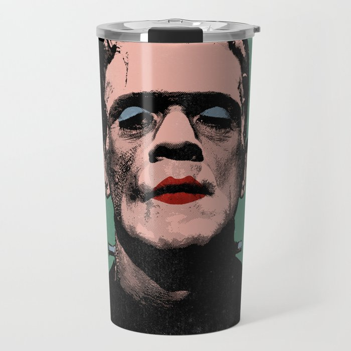 The Fabulous Frankenstein's Monster Travel Mug