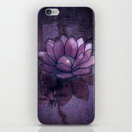 Lotus Light iPhone Skin