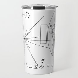 SETI Alien search by NASA Travel Mug