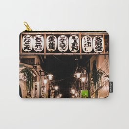 Asakusa Evening Carry-All Pouch