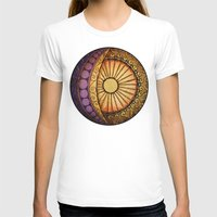 sun and moon T-shirts featuring Sun and Moon by Alohalani