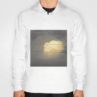 cloud Hoodies featuring Cloud by Evgeniy Nesterov