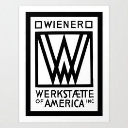Wiener Werkstaette of America Art Print