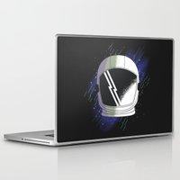 cosmos Laptop & iPad Skins featuring COSMOS by Fernanda Schallen
