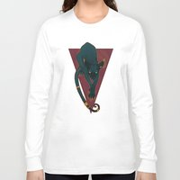 royal Long Sleeve T-shirts featuring Royal by Lenka Simeckova