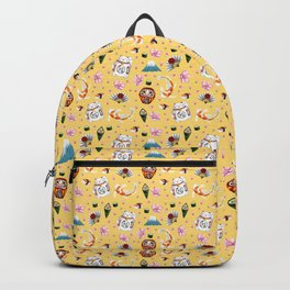 Japanese icon Backpack