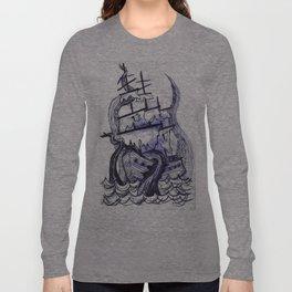 Abandon Ship  Long Sleeve T-shirt