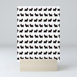 Scotty Dog Mini Art Print