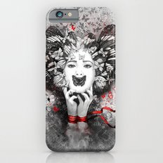 Love song for a butterfly iPhone 6s Slim Case