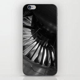 Turbine Bypass iPhone Skin