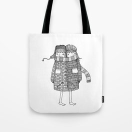 The Sibling Tote Bag