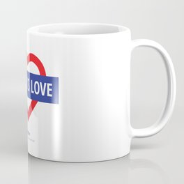 Kurcho - Always Love Coffee Mug