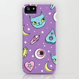 Girl Stuff iPhone Case