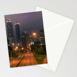 Atlanta, Early Morning Stationery Cards