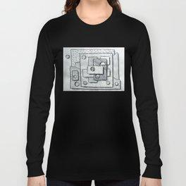 plano - plane - plan Long Sleeve T-shirt