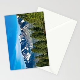Mammoth Lakes Area, California Stationery Cards