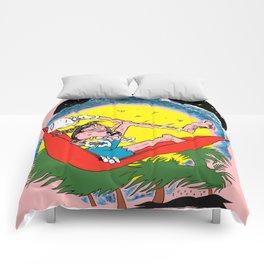 Costa Rica Comforters