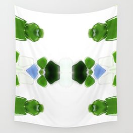 Sea Glass 1 Wall Tapestry