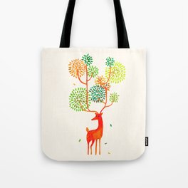 For the tree is the forest Tote Bag