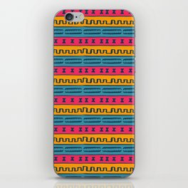African Style Pattern iPhone Skin
