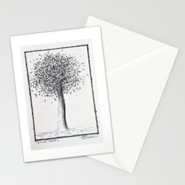 Nesting Tree #1 Pen Drawing Stationery Cards