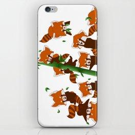 PandaMania iPhone Skin