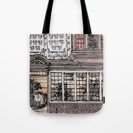 Clothes Tote Bag