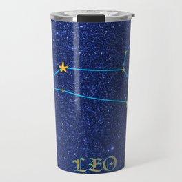 Constellations - LEO Travel Mug