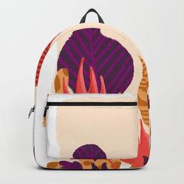 Magenta Backpack