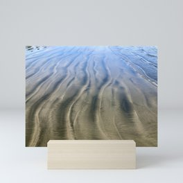 Sand Reflections Mini Art Print