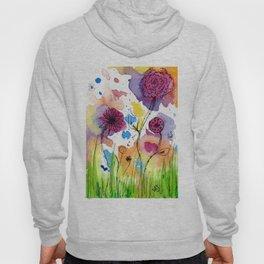 Flower Doodle 4 Hoody