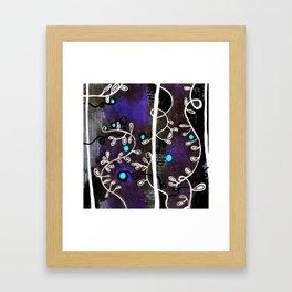 Quadratum 82 bis Framed Art Print