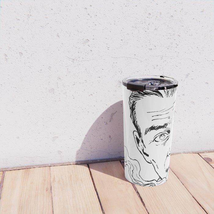 Benny Inked - Inks Only Travel Mug