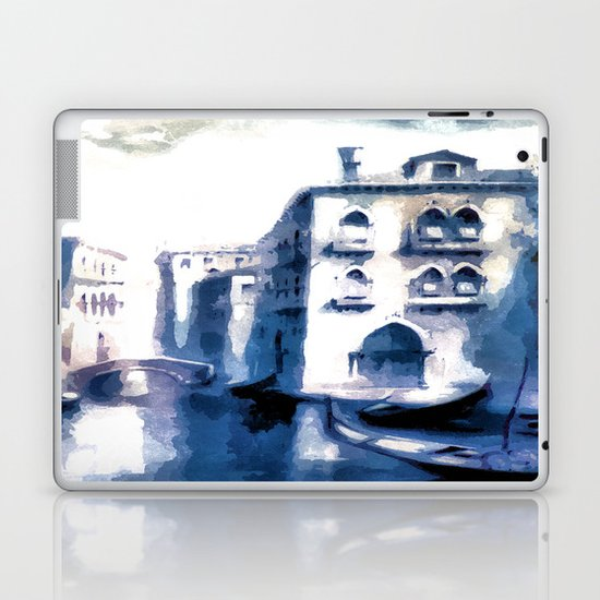 Another Day in Venice Laptop & iPad Skin