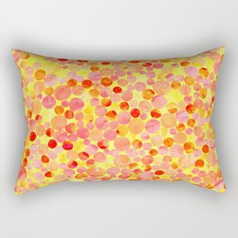 Confetti Pattern 03 Rectangular Pillow