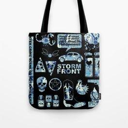 Novel Pictures - Storm Front  Tote Bag